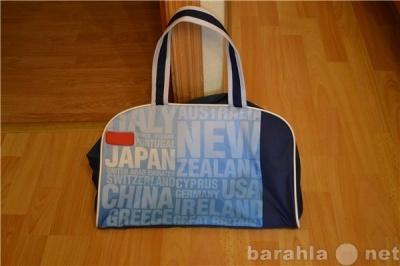 """гарантированный подарок от  """"балтики """" - сумка."""