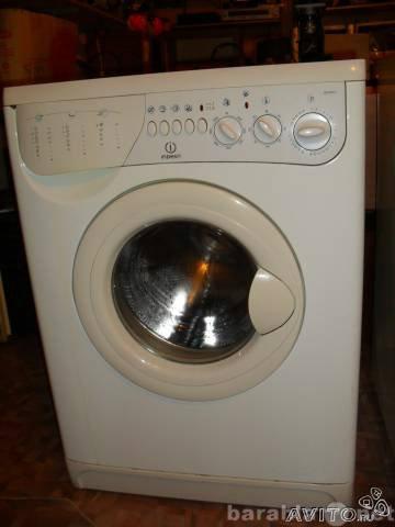 Продам стиральную машину Indesit W 105 TX в Санкт-Петербурге.