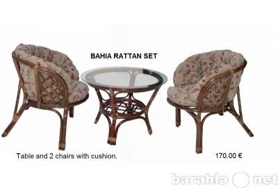 Продам Плетеная мебель Бахиа из рот в Санкт-Петербурге.
