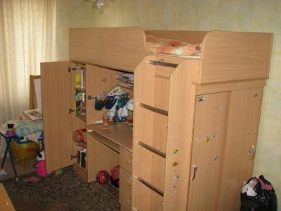 Кровать Чердак С Диваном Санкт-Петербург